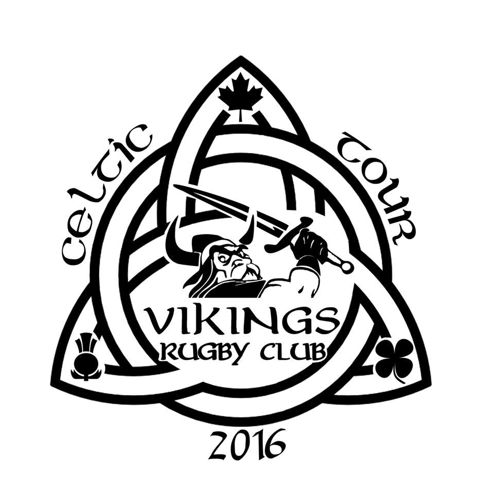 Vikings 2016 Celtic Tour