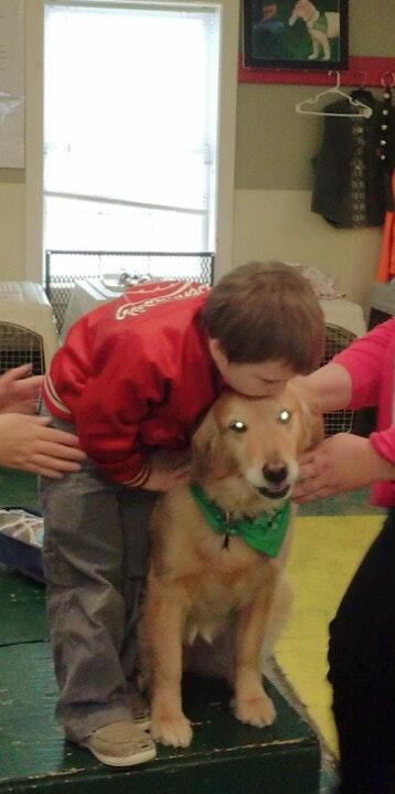 Boy Seeking Pup - Service dog for Adrian