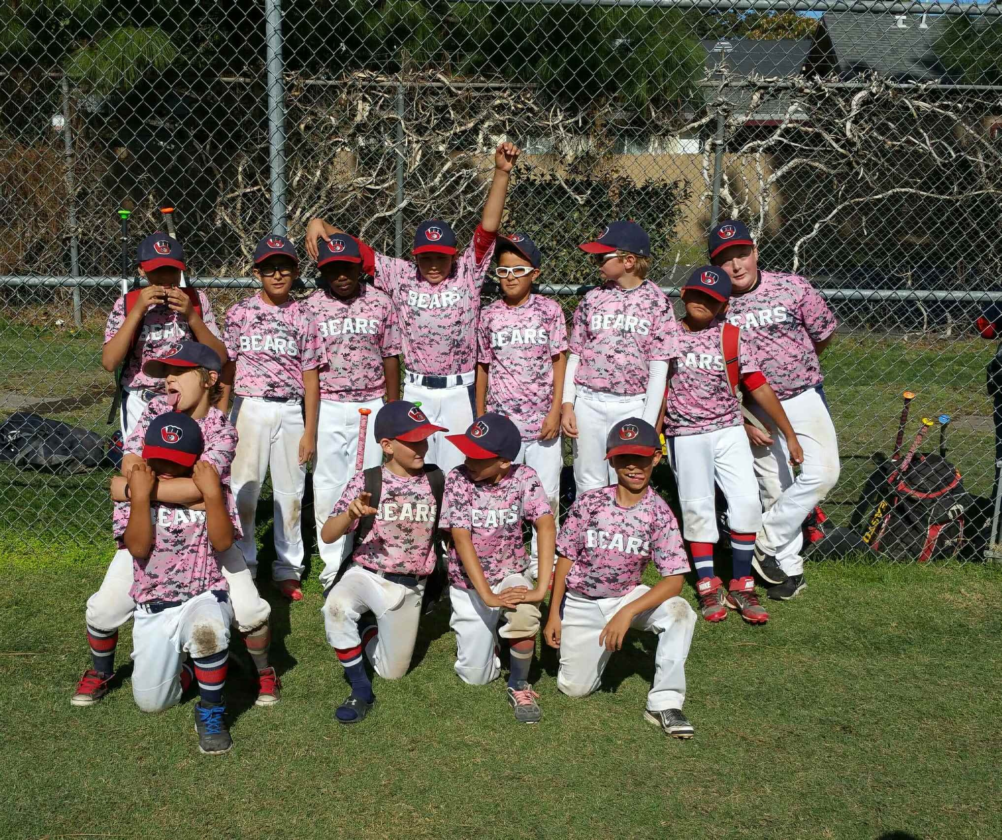 Mudville Bears 10u Nationals/Reno NV.