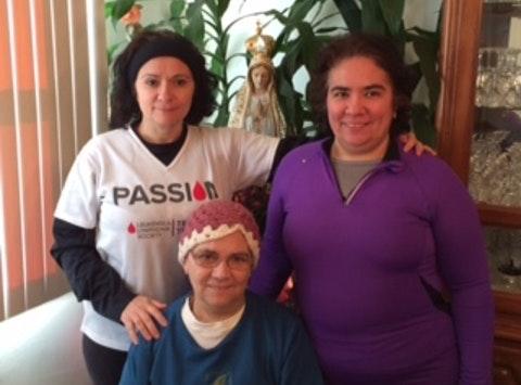 Lidia's Cancer Crushers
