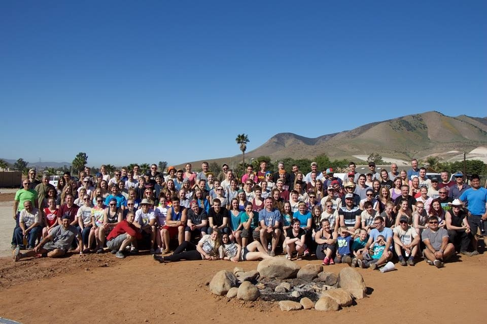 SunWest Youth Mexico Trip