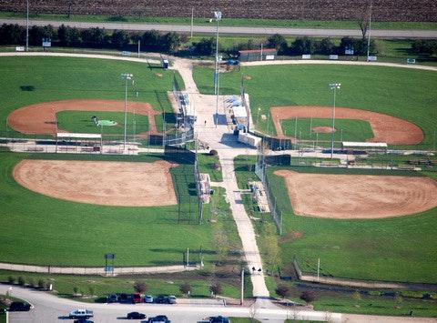 baseball fundraising - Lippold Park Field Renovation Project