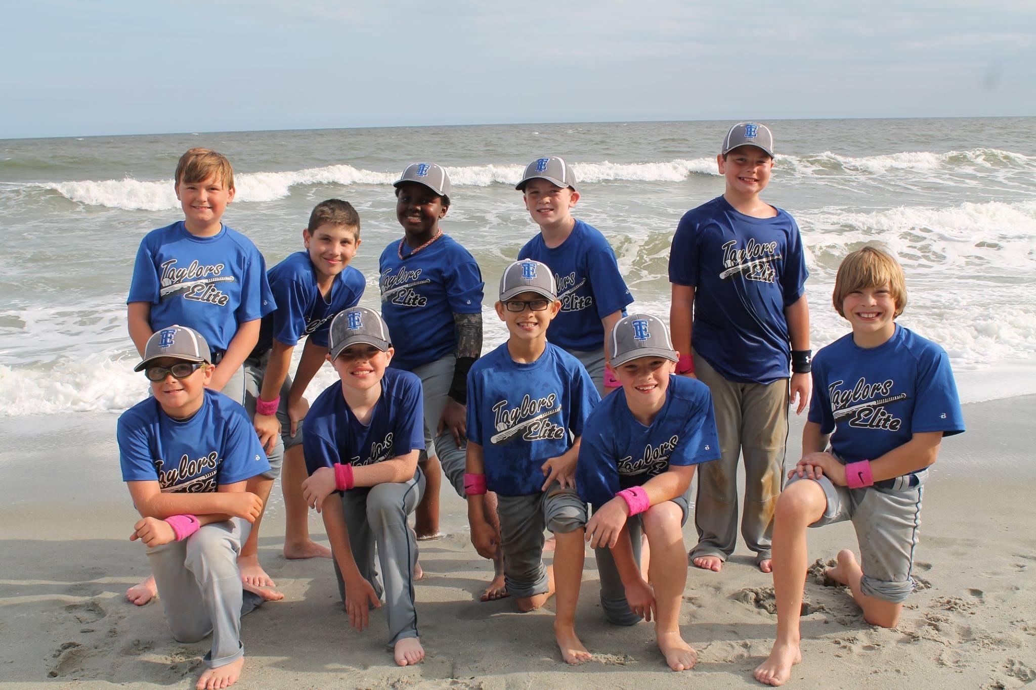 Taylor's Elite 11U Travel Baseball