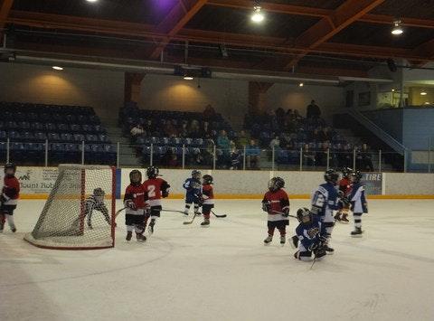 Jasper Bearcubs Initiation Hockey