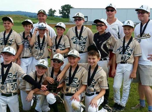 baseball fundraising - AYRA 12U