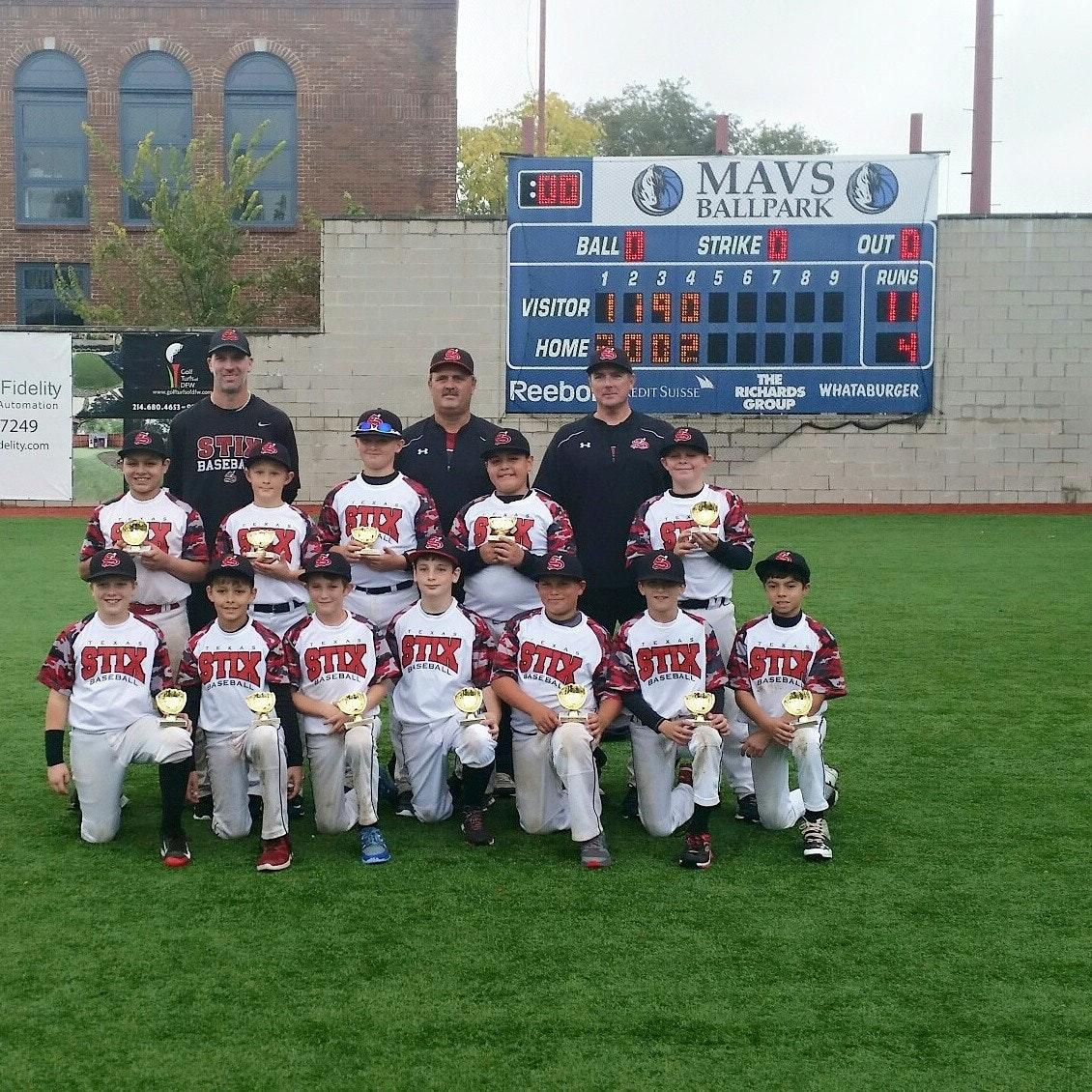 Stix Baseball 10U
