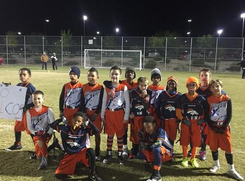football fundraising - Ballers Flag Football Tournament Travel