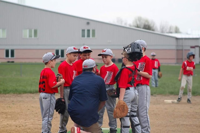 Northern Indiana Cardinals 9U Travel Baseball Team