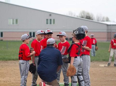 Northern Indiana Cardinals 9U Travel Baseball Team