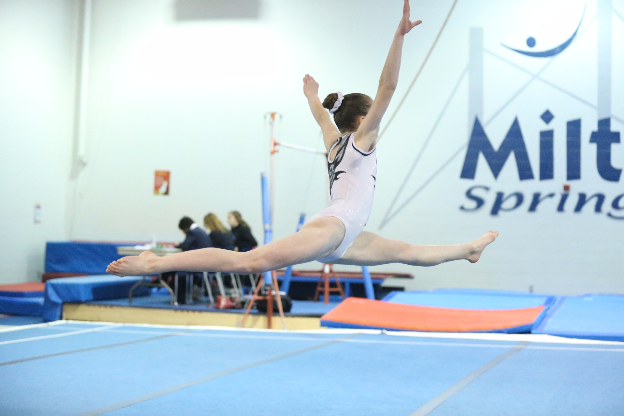 11 Year Old Gymnast Wants To Compete In Prestigious Hawaii Competition 2017