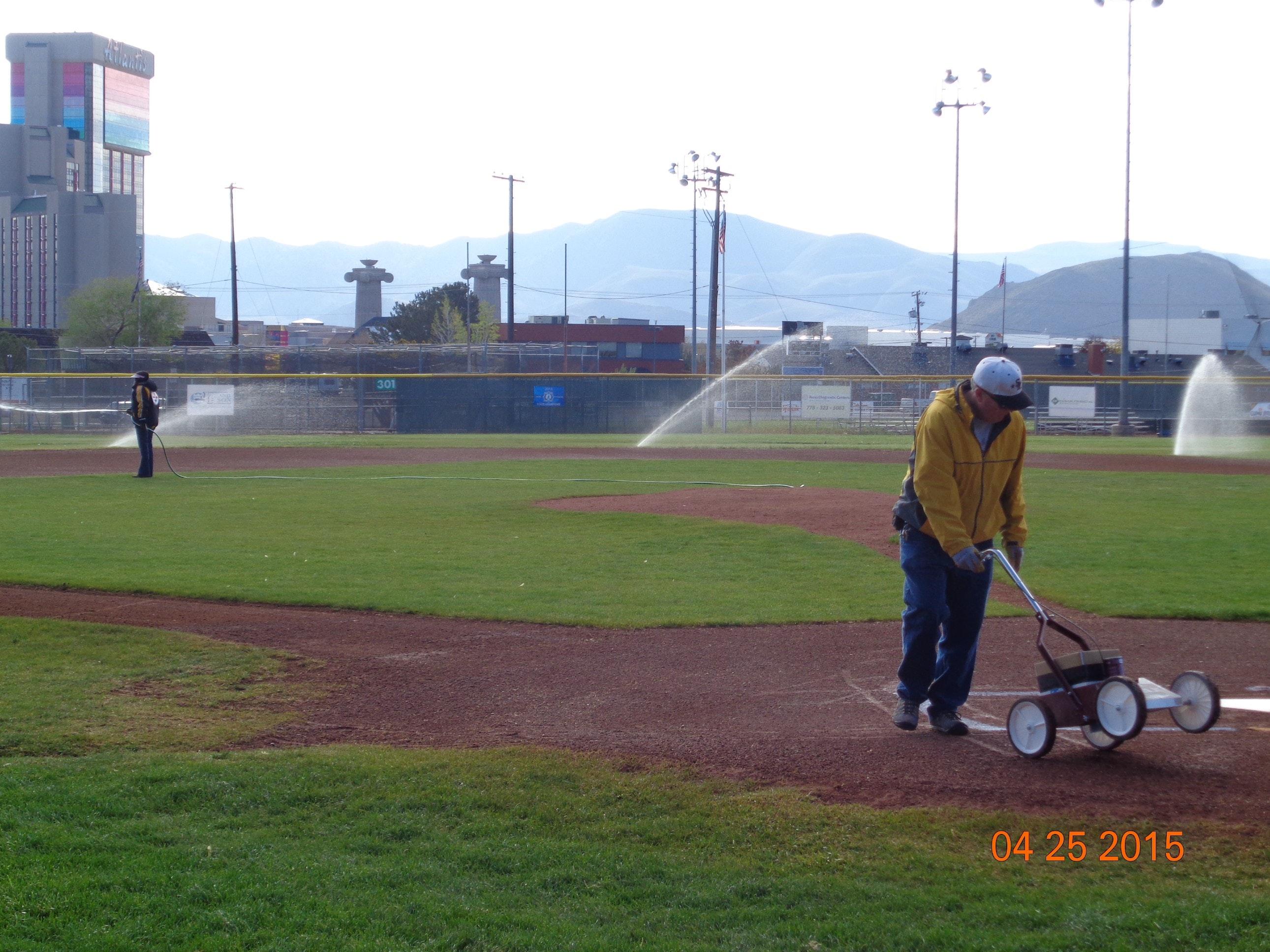 South Reno Babe Ruth - Field Improvements
