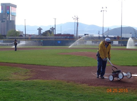 baseball fundraising - South Reno Babe Ruth - Field Improvements
