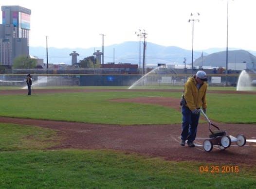 baseball fundraising - South Reno Babe Ruth - Field Improvements