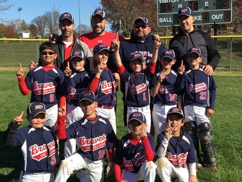 Manalapan BRAVES red 10u