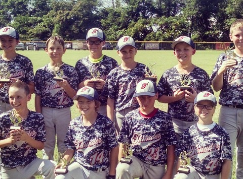 Harrison Thunder 13U Baseball