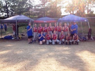 Charlestown Babe Ruth Softball
