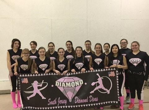 softball fundraising - Diamond Divas Jennie Finch Experience Trip
