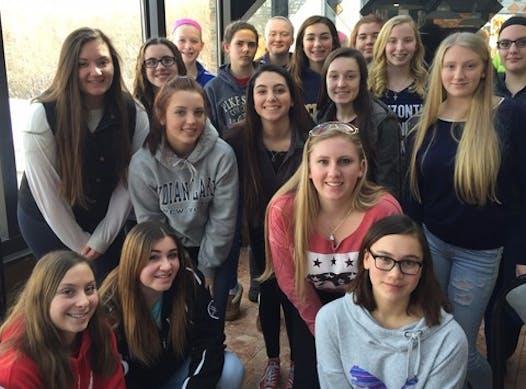 softball fundraising - Rochester Thunder Furno - Kapp