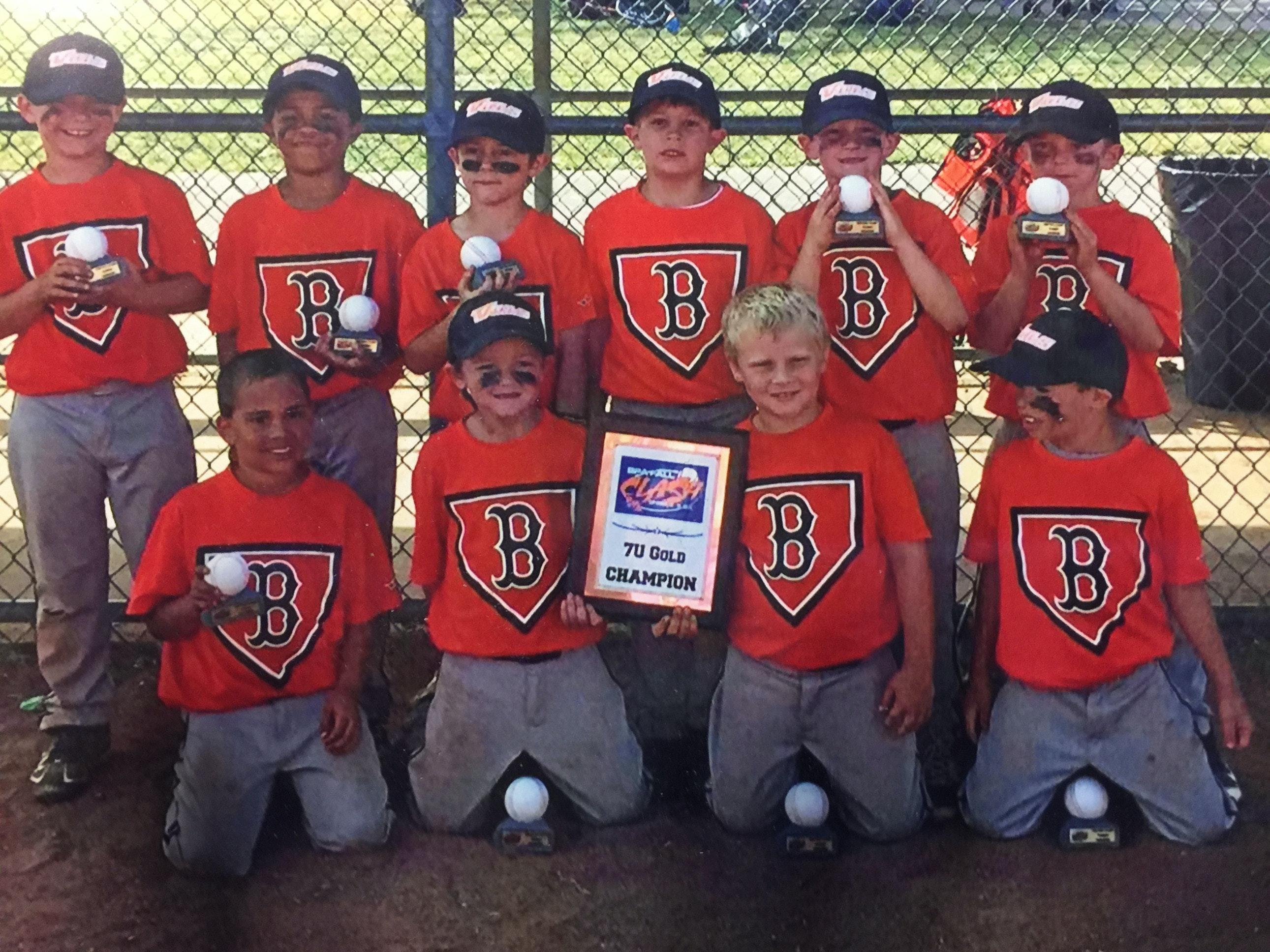 Tennessee Bucks 7u Baseball
