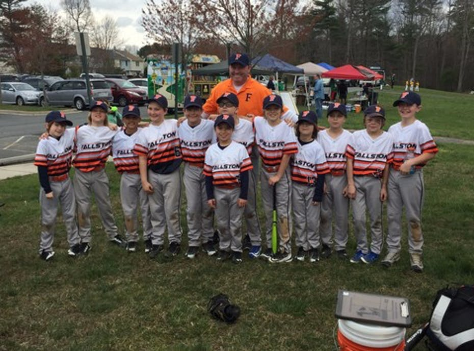 Fallston 9U Travel Baseball