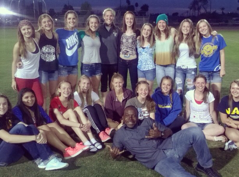 98G Reid Blackhawks Soccer Team