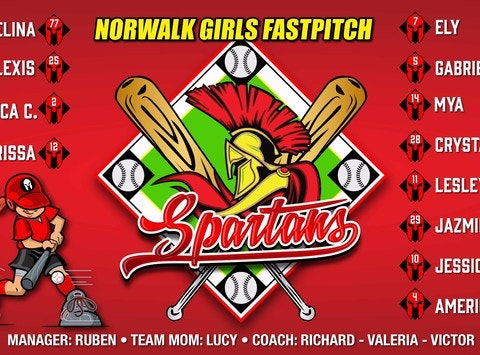 Norwalk 12u Spartans