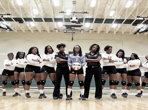 HSSU Women's Volleyball Uniforms