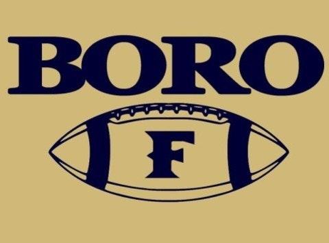 Freehold Boro Football Equipment