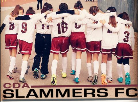 CDA SLAMMERS FC Tournament fundraiser