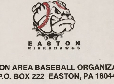 Easton Area Baseball Organization (RiverDawgs) Tournament Fundraiser