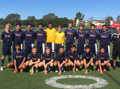 SBSC Academy Team Dallas Showcase