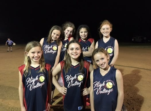 softball fundraising - Texas High Voltage Tournament Fees and Equipment