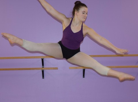Kassie's Joffrey experience in New York