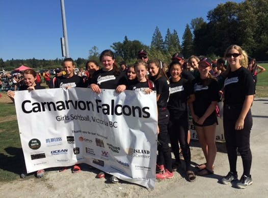 softball fundraising - CARNARVON U16 SOFTBALL