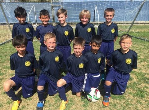soccer fundraising - Valencia B2007 tournaments