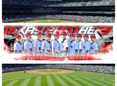 baseball fundraising - Texas Panthers Road to Cooperstown