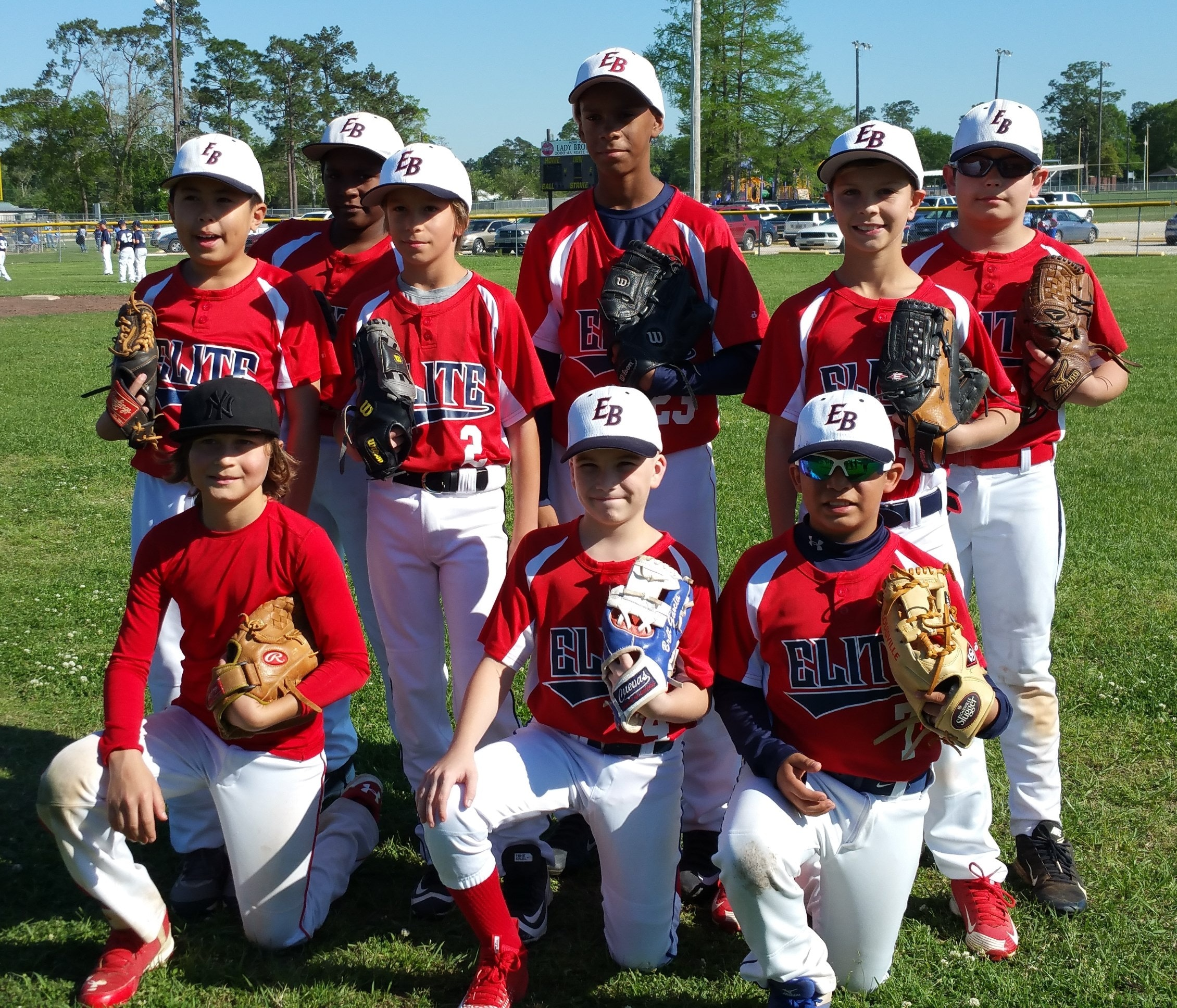11U Katy Elite Baseball Nationals Fundraiser