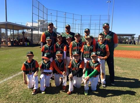 West Side Hurricanes Youth Nationals Baseball Tournament