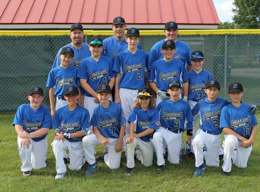 baseball fundraising - Seacoast Storm Cooperstown