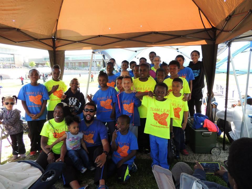 L.E.A.F. Track Club - Track Season Fundraiser