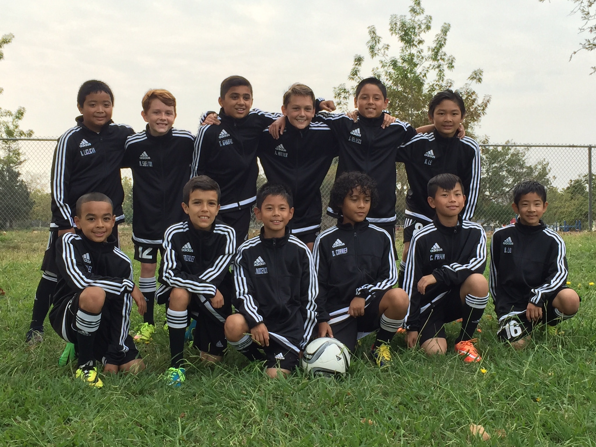 North Valley United 04 Boys