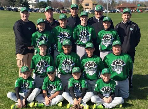U14 Panthers Baseball