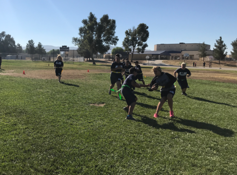 track and field fundraising - Mountain Shadows Middle School PE Club