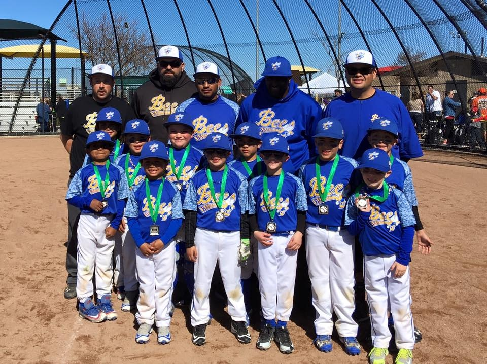 7/8U BV Bees are San Diego bound!!