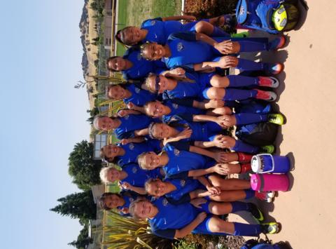 soccer fundraising - Clovis Crossfire