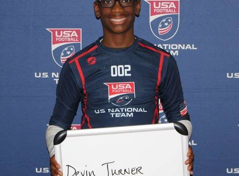 Devin's USA National Team Selection