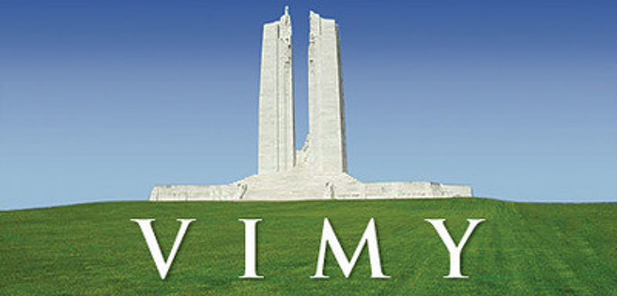 vimy ridge for canada Canadian soldiers returning from vimy ridge (c april 1917) [source] - this is a colourized version of arguably the most famous photo from the battle.