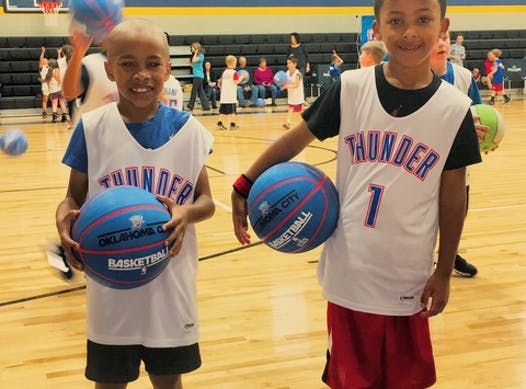 basketball fundraising - Future Panther Ballers