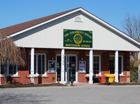 Children's House Montessori School Parent Fundraiser