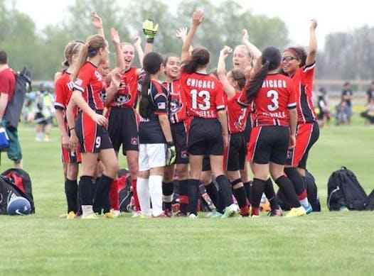 soccer fundraising - Chicago Premier SC Scholarship Fund